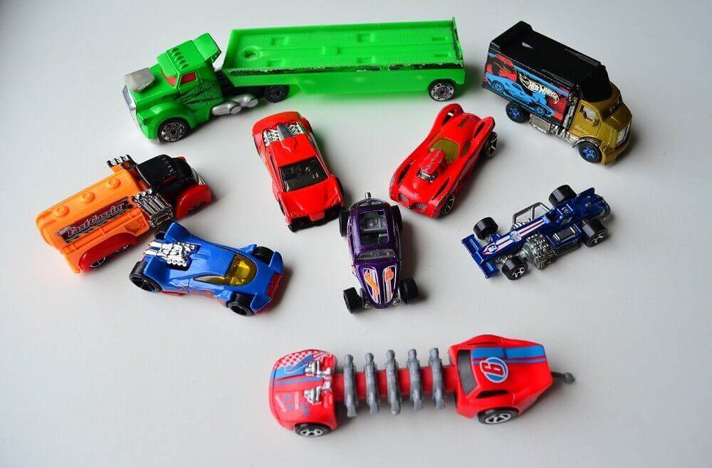 Funny and random cars made by Hot Wheels