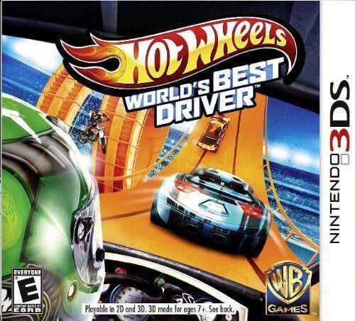 Hot Wheels Video Games