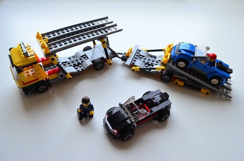 LEGO City Auto Transporter
