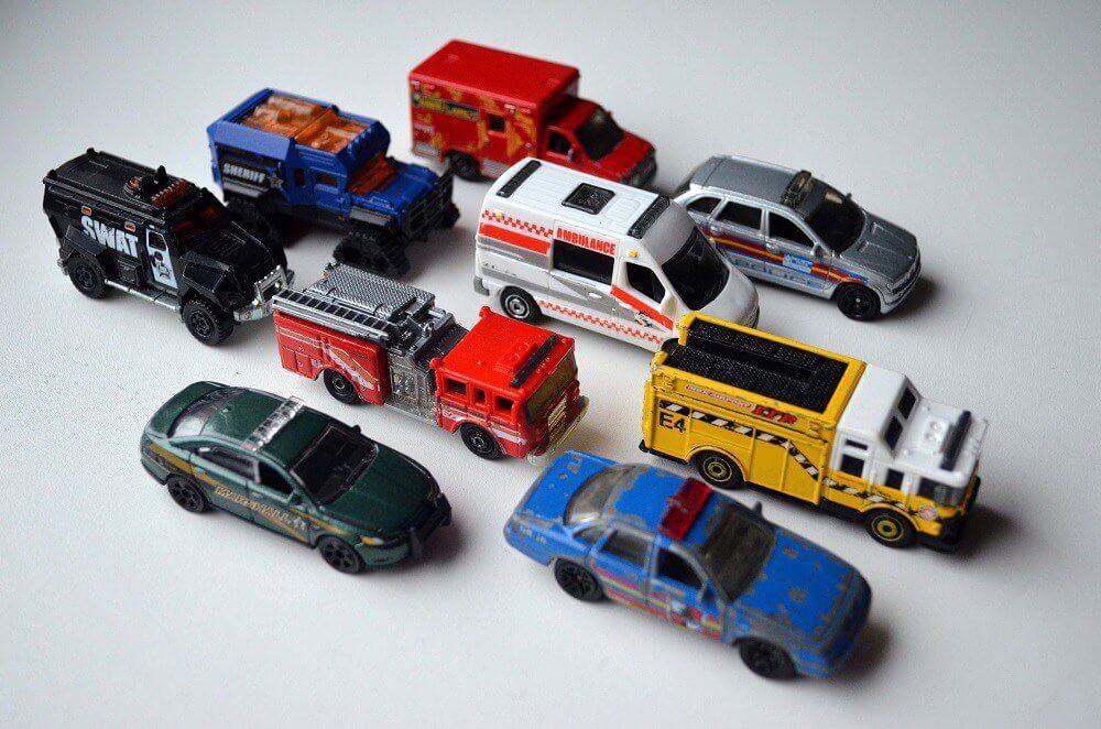 Matchbox Die Cast Cars Kids Nook