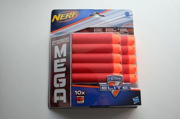 Nerf N-Strike Elite Mega Series 10 Dart Refill Pack
