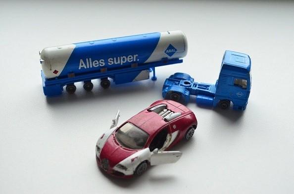 Siku Die Cast Toy Cars